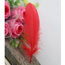 20 pcs /<b>lot</b> colours Per Set Goose Feathers <b>15</b>-<b>20 cm 6-8</b> Inch Soft ...