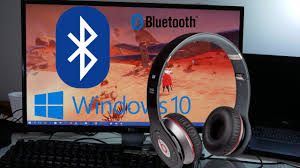 HOW TO Connect <b>Bluetooth earphones</b> TO Windows 10 PC - YouTube