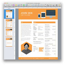 doc creative word resume templates template modern cv template modern resume 9 samples examples format