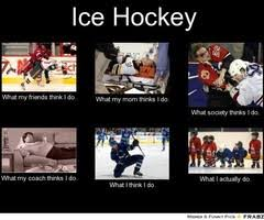 Collections that include: Ice Hockey... - Meme Generator What i do ... via Relatably.com