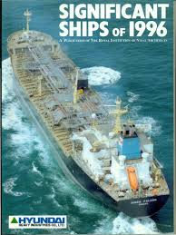 Significant Ships 1996 | Marine Propulsion | Ships