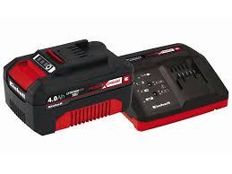 Зарядное устройство <b>Einhell</b> + <b>аккумулятор</b> PXC <b>18V</b> 4 А/ч купить ...