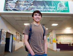 east valley junior aces national act exam the review tim ngo an east valley high school junior scored a 36 on the act
