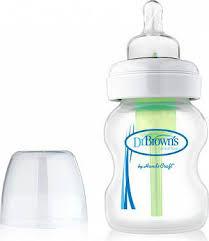 Dr.Brown's <b>Бутылочка</b> антиколиковая с <b>широким</b> горлышком 150 мл