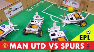 Make a Remote Controlled Soccer <b>Robot</b> and Organize a <b>Robot</b> ...