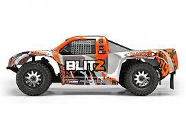 <b>Радиоуправляемый шорт-корс трак</b> HPI Blitz Skorpion 2WD RTR ...