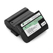 2 аккумулятора + <b>зарядное устройство Powerextra EN-EL15</b>