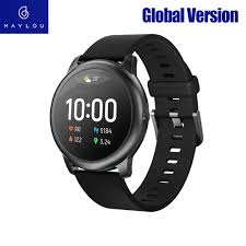 <b>New Global Version Haylou</b> Smart Watch Solar LS05 12 Sports ...