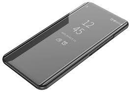 <b>Чехол</b>-<b>книжка</b> MyPads <b>Clear View</b> Cover для <b>Samsung Galaxy</b> S20 ...