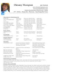 acting resume templates actors acting resume template acting audition resume format