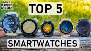 TOP 5 SMARTWATCHES IN <b>2020</b> [by Category] - YouTube