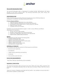 doc accounts payable clerk resume sample template accounts clerk resume