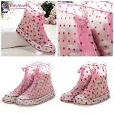 Cover Sepatu <b>Anti</b> Hujan / Air dengan Busa untuk Wanita [IFASHION ...