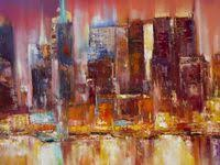 49 <b>Abstract city</b> ideas | <b>abstract city</b>, abstract, painting