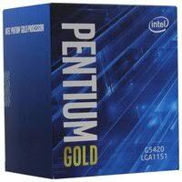 Обзор и тесты <b>процессоров Intel Pentium Gold</b> G5600, Pentium ...