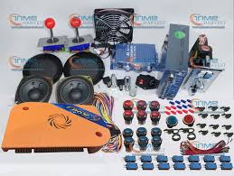 <b>Arcade parts Bundles</b> kit With1500 in 1 Pandora Box 9 <b>Joystick</b> ...
