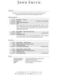 latex templates » curricula vitae résumésstylish cv