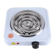 Qiilu <b>Kitchen Electric</b> Burner,<b>220V</b> 1000W <b>Electric</b> Stove Burner ...