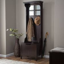 amazing entryway hall tree bench mirror for home design ideas with entryway hall tree bench mirror amazing entryway furniture hall tree image