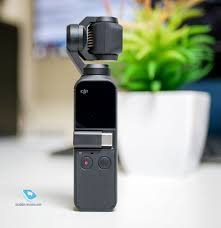 Mobile-review.com Впечатление от <b>DJI Osmo Pocket</b>