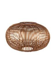 1000 images about lmparas mimbre wicker lamps on pinterest wicker pendant lamps and pendant lights bamboo pendant lighting