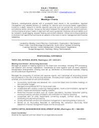events manager resumes template events manager resumes