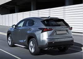 """Купить <b>пороги</b> алюминиевые """"<b>Silver</b>"""" <b>Rival для</b> Lexus NX 2014 ..."""