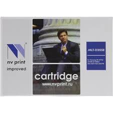 <b>Картридж NV</b>-<b>Print MLT</b>-<b>D205E</b> Черный (Black) — купить, цена и ...