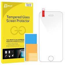 iphone 4s screen protector jetech premium tempered glass screen protector for iphone 4 and iphone amazoncom tempered glass