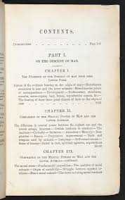 man is not truly one but truly two duality in robert louis the descent of man by charles darwin 1871 which became the focus for the debate as to whether man was descended from monkeys