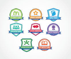 bold personable icon design job icon brief for kimberly allison icon design job future ready skill digital badges for school district winning design by
