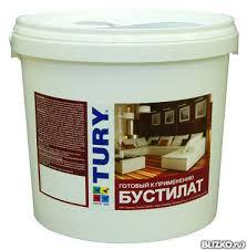 <b>Клей бустилат Tury</b> специальный <b>4кг</b> ведро п/э, в Екатеринбурге ...