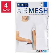 32 Degrees <b>Men's Air Mesh</b> Tee 4-pack