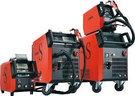 <b>MIG Welding Machine</b> - LORCH P Series with Speed ARC XT-High ...