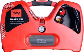 Видео обзор <b>компрессор</b> поршневой <b>FUBAG</b> Basic <b>Smart Air</b> ...