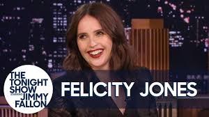 Felicity Jones and Eddie Redmayne Trade Insults on Set - YouTube