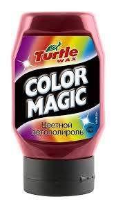 <b>Turtle</b> Wax <b>Полироль кузова</b> Color Magic темно-красный FG6489 ...
