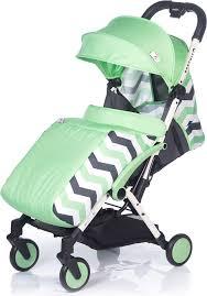 <b>Коляска прогулочная BabyHit Amber</b> Plus, цвет: зеленый