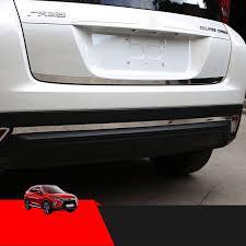 Автомобильный ABS передний <b>бампер</b> + <b>Накладка заднего</b> ...