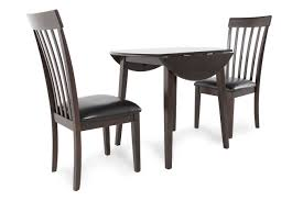three piece dining set:  ashley hammis three piece dining set
