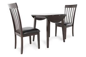 three piece dining set:  ashley hammis three piece dining set