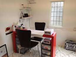 space saving office desk simple home office with ikea desks for small spaces in red with bedroomterrific chairs seating office