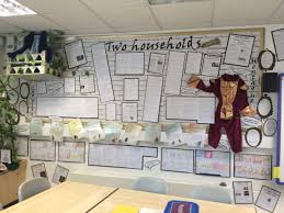 romeo and juliet character and characterization flip book minis shakespeare romeo and juliet writing display