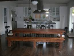 image benches kitchen table