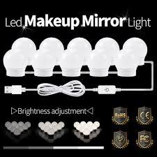 <b>CanLing 8W 12W 16W</b> 20W Makeup Mirror Vanity LED Light Bulbs ...