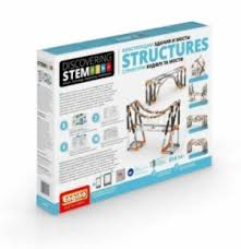 Конструктор <b>Engino Discovering</b> STEM (Конструкции: здания и ...