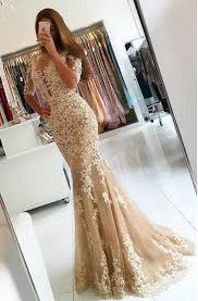 <b>Champagne Prom Dresses 2019</b> - Dress Afford