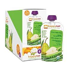 Buy Unknown Happy Tots Organic Superfoods <b>Green Bean</b> Pear ...