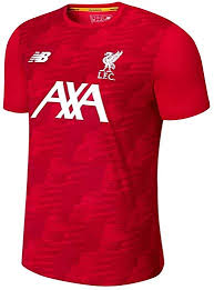 <b>Liverpool FC</b> Short Sleeve Polyester Mens Football Training Red <b>Off</b> ...
