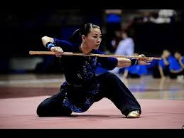<b>Wushu</b> World Champion Jade Xu - Gold Performance - YouTube